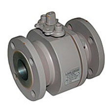 J Flow Flanged Fire Safe Ball Valve Series 9600