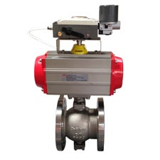 J Flow Segmented Ball Valve Series DM9900