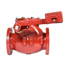 Milliken Swing Check Valve - Series 9001