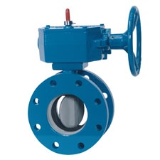 Milliken Flanged Butterfly Valve - Model 511