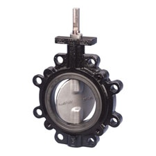 Sure Seal Butterfly Valve - 600 Series