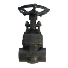 Walworth Forged Steel Gate Valve