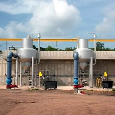 Fluidyne Hydro-Grit Removal System