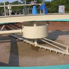 Kusters Water Standard Scraper Clarifier