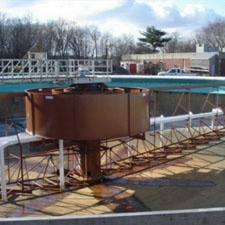 Kusters Water Suction Lift Clarifiers