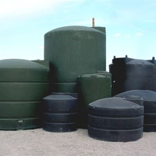 Snyder Above Ground Water Storage Tanks