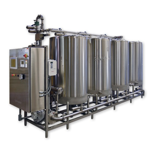 Sani-Matic Clean-In-Place CIP Systems