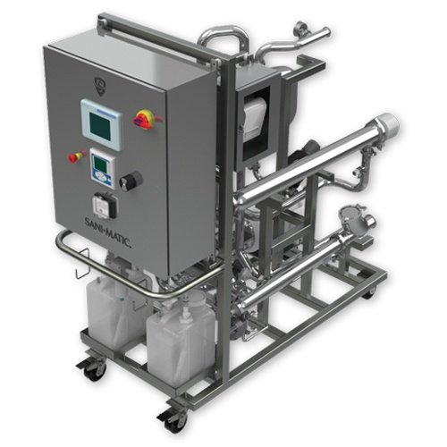 Sani-Matic Ultra-Flow Clean-In-Place CIP System
