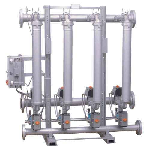 Eaton AFC Series - Tubular Backwash Filter
