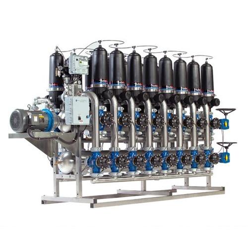 Miller Leaman Turbo-Disc Full-Flow Systems