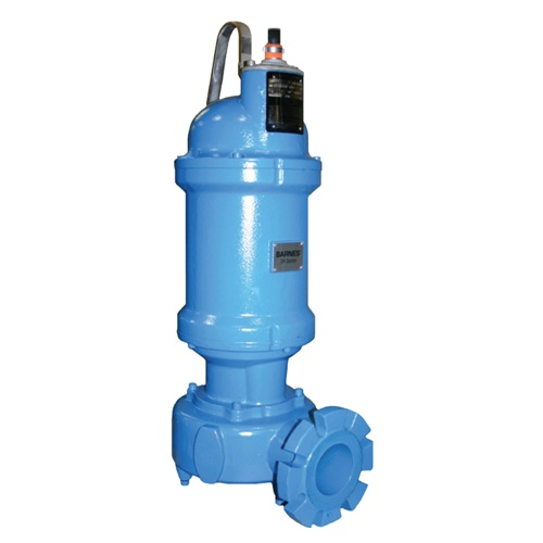 Barnes Solids Handling Submersible Sewage Pump