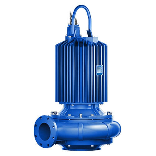 Gorman Rupp SF Series Submersible Sewage Pump