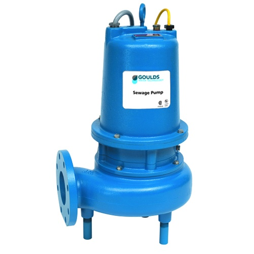 Goulds Water Technology 3SD/4SD Sewage Pumps