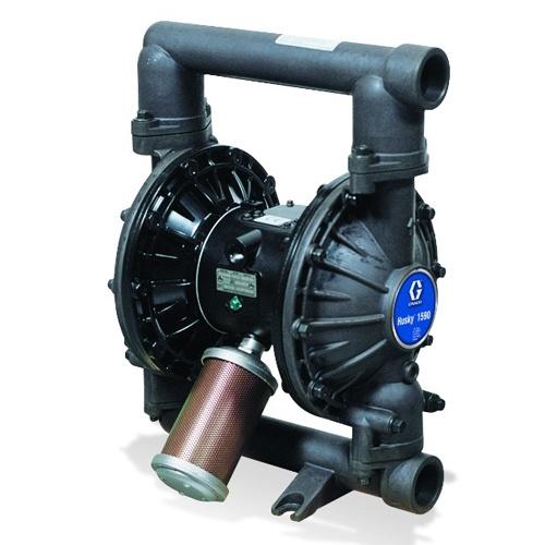 Graco Air Operated Diaphragm Pumps