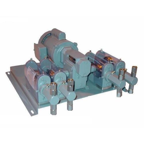 Helwig V-10 Quad Piston Pump