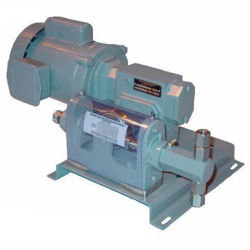 Helwig Pumps V-10 Simplex Piston Pump