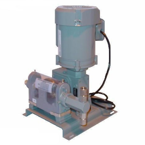 Helwig Pumps V-10 Vertical Piston Pump