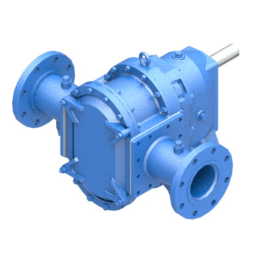 LobePro S Series Sludge Abrasive Rotary Lobe Pumps
