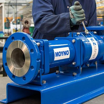 Moyno EZ Strip Transfer Pump