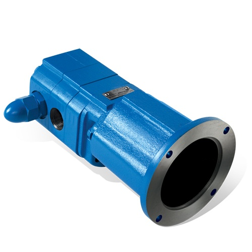 Viking Spur Gear Series (SG) External Gear Pump