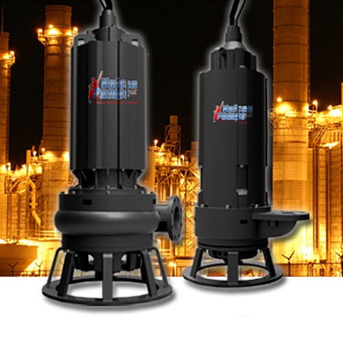 Vulcan HDS Series Heavy Duty Submersible Slurry Pumps