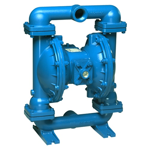 Sandpiper Metallic Standard Duty Ball Pump