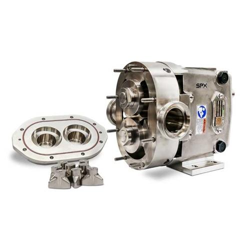 Waukesha Cherry Burrell Universal 1 Series Rotary Lobe Pump