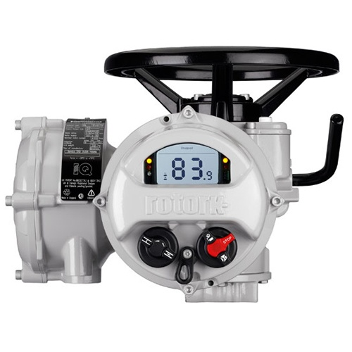 Rotork Electric Valve Actuator - IQ and IQT Series
