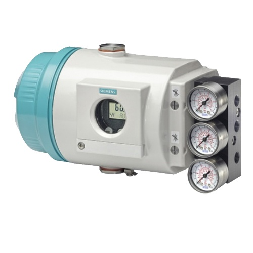 Siemens Linear Actuator Positioner - SIPART PS2