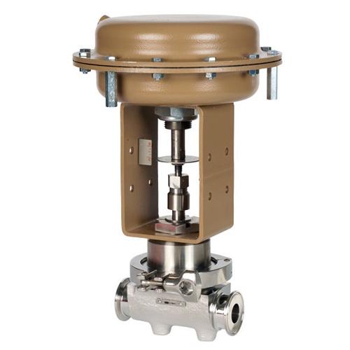 Cashco Pneumatic Control Valve - Model SCV 30