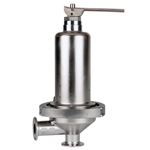 Sanitary Back Pressure Regulator - Model C-BPV