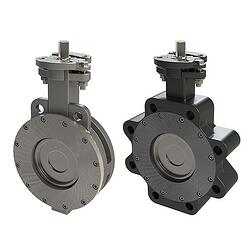 Delta-T Series 851 Butterfly Valves