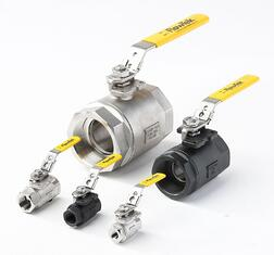 Flow-Tek 2-Piece Series S70/S90 Ball Valve