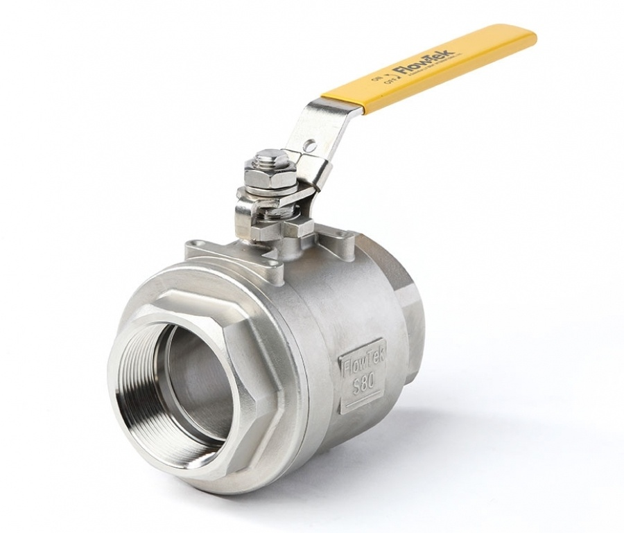 Flow-Tek Series S80 Ball Valve