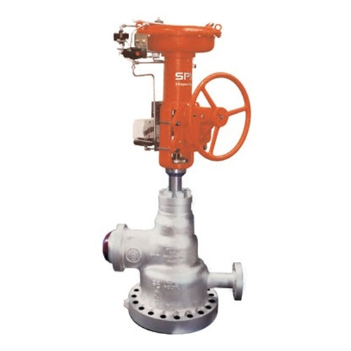 Copes-Vulcan Pressure Reducing Desuperheater