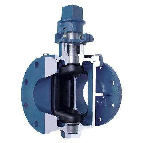 Val-Matic® Cam-Centric Plug Valves