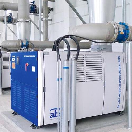 ABS Sulzer Turbocompressors HST