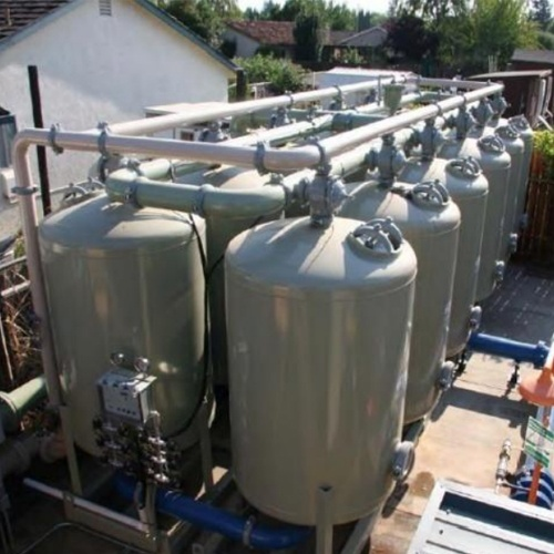 Envirogen Coagulation Filtration