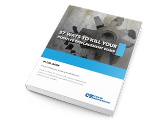 eBook: 27 Ways to Kill Your Positive Displacement Pump