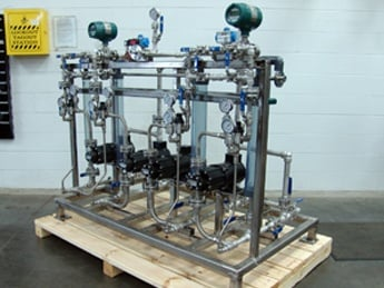4 Benefits of Outsourcing Packaged Pumping Systems