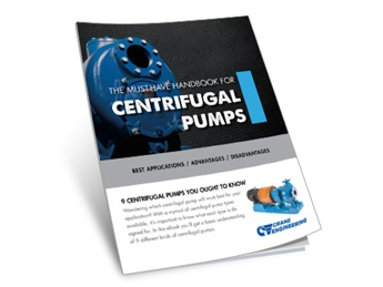 The Must-Have Handbook For Centrifugal Pumps