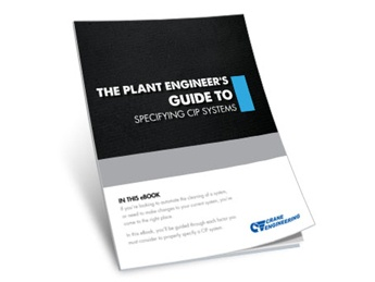 The Plant Engineer's Guide to Specifying CIP Systems
