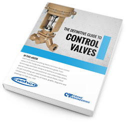 The Definitive Guide to Control Valves