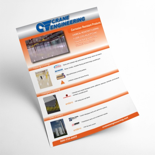 Corrosion Resistant Products Line Card