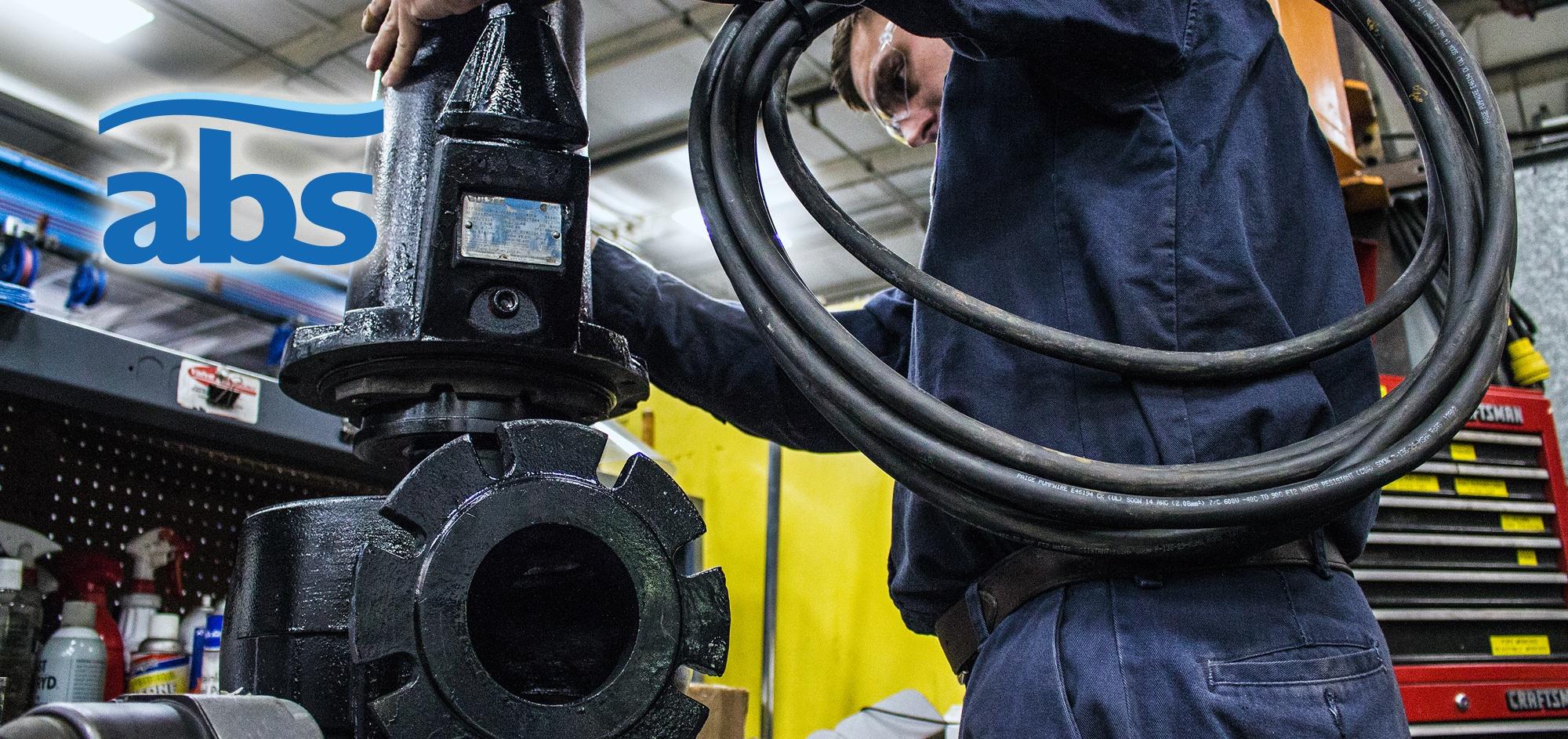 ABS Pump Repair