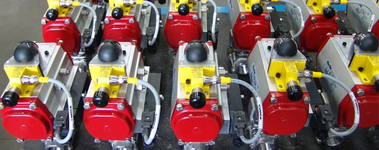 Ball Valves With Valve Actuators