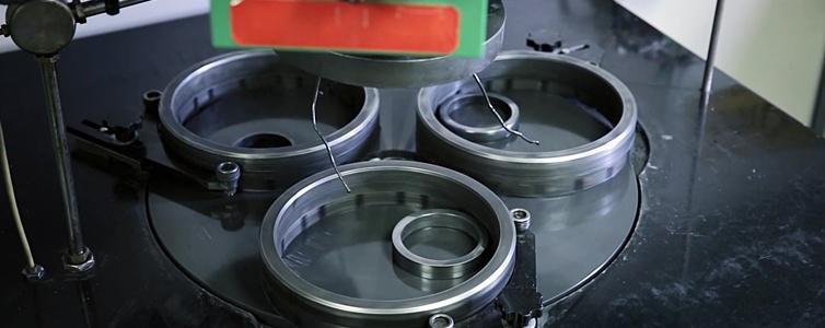 John Crane Mechanical Seal Repair