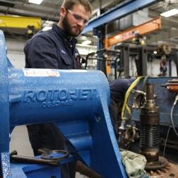Roto Jet Repair