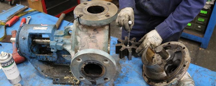 Pump Repair Warranty