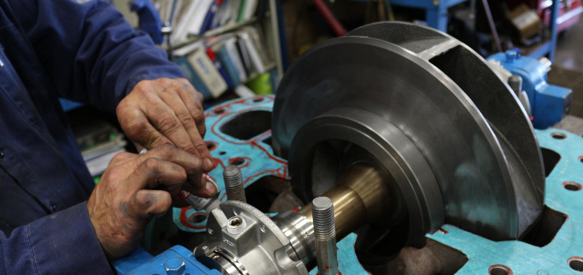 Service and Pump Repair